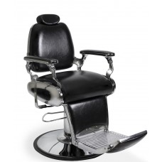 TOTALLY GREAT DEAL! Italica Monte Carlo Barber Chair 31907 Black Base In Stock