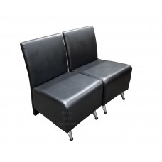 Free Ship 2771 2 Pack Italica Sofa Reception Waiting Room Chairs