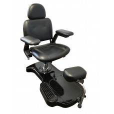 Italica 67691 Simple Low Cost All Purpose Pedicure Chair