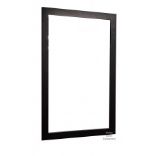 Italica BM27 30 Inch Wide X 48 Inch High Framed Salon Mirror