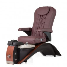 Echo SE Pedicure Spa With Vibration Heat Chair Top USA Made Pedicure Chair