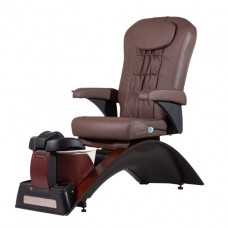 Simplicity SE No Plumbing Pedicure Spa With Vibration Heat Chair Top USA Made Pedicure Chair