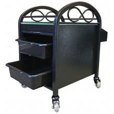 Continuum Accessory Cart For Pedicure Spas