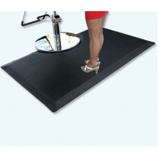 3X5 Heel Proof Vegas Style Rectangle Salon Anti Fatigue Hair Salon Mat