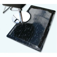 3X5 Marbleized Rectangle Anti Fatigue Salon Mat Choose Thickness Please