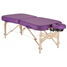 Infinity Hourglass Shape Portable Massage Table By Earthlite Choose Color Please