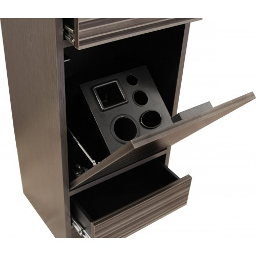 Collins 6623-62 Edge Back-to-Back Styling Station