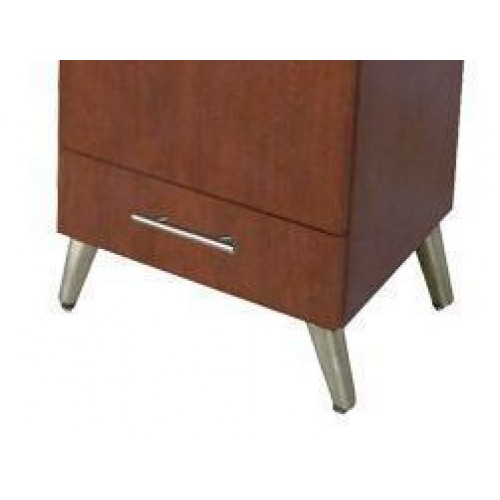 Collins 4412-36 Neo Lucia Styling Island Vanity Free Standing Island With Optional Legs