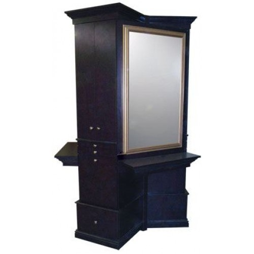 Collins 878-33-1 Three Way Styling Island With Crown Molding