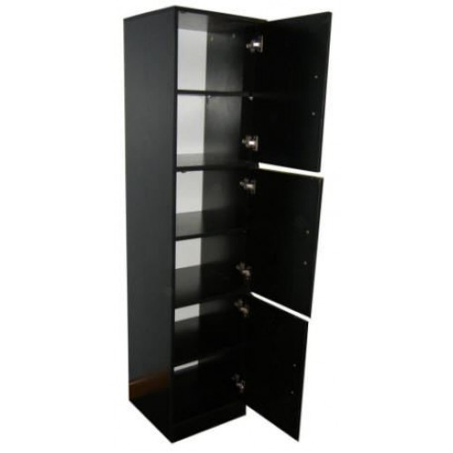 Italica CS06 Salon Storage Cabinet For Styling or Shampoo Area From Italica