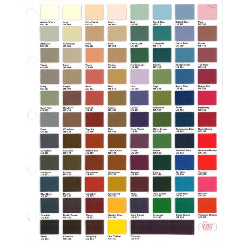 Belvedere CL300SH Calcutta Shampoo Chair USA Your Choice Color