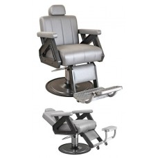 B50 Caliber Barber Chair With Your Choice of Color & Base