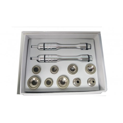 FREE SHIP Diamond Dermabrasion AT HOME SPECIAL-Silver Fox 319A Machine With Heads Table Top High Quality