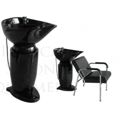 4339 Pedestal Shampoo Bowl Tilting Porcelain Shampoo Unit Very High Quality Guaranteed!