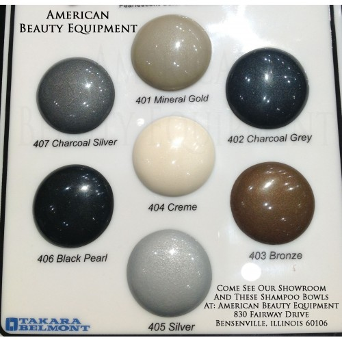4000 Deep Wall Shampoo Bowl Made From Cultured Marble From Marble Products USA