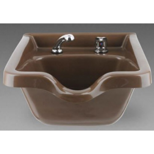 10W Fiberglass Shampoo Bowl Choose Your Favorite Color With Faucet Set