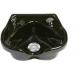 Belvedere 3100 Cameo Porcelain Shampoo Bowl Ships Fast
