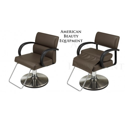 SPECIAL DEAL WHILE SUPPLIES LAST! Takara Belmont ST-E20 Duet Hair Styling Chair