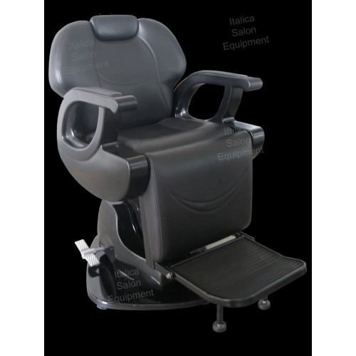 Italica Full Electric 3508FE Barber Chair Black High Quality Very Nice