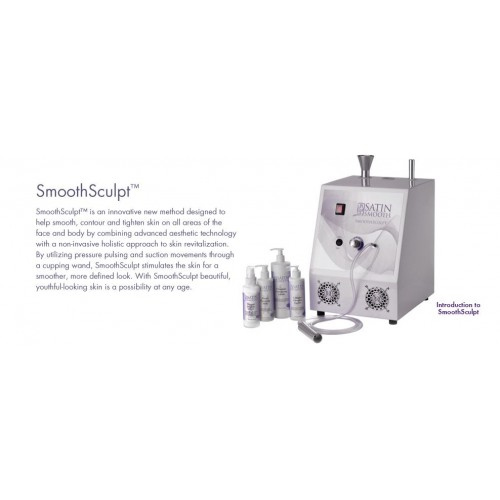 SHOWROOM CLEARANCE SALE-Smoothsculp Lymphatic Drainage Machine Professional Use New