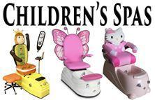 American Beauty Childrens Salon Equipment